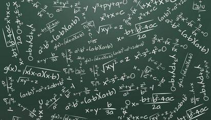 Formules de maths complexes